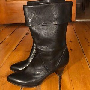 Chic Frye cuff Boots 6.5